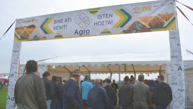 A ÎNCEPUT AGROMANIA EXPO! Mii de fermieri au ajuns deja la TÂRGUL DE LÂNGĂ TÂRGU MUREȘ! (GALERIE FOTO)