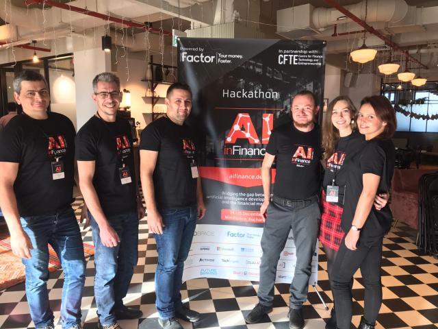 AI In Finance Hackathon